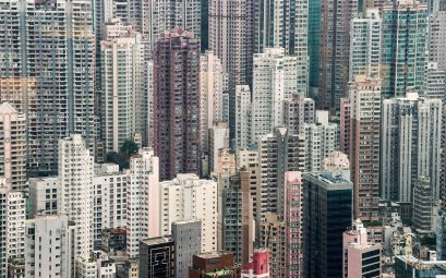 Les appartements à Hong Kong